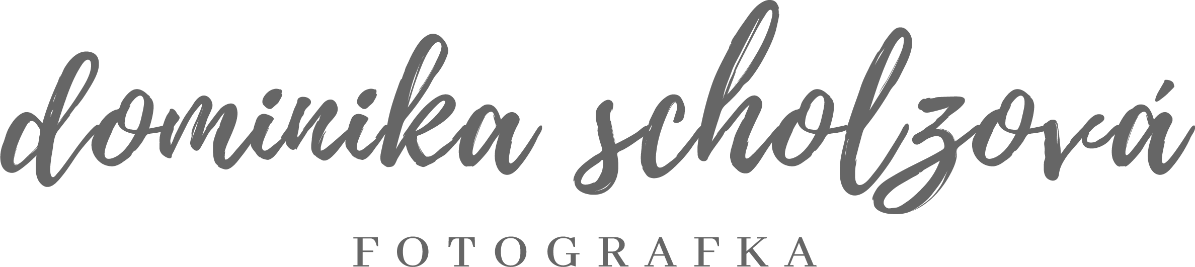 Logo for Dominika Scholzová